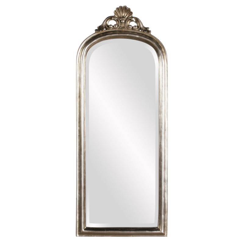 "Howard Elliott Wright Arched Mirror 40"" x 16"" Arched Mirror from the"