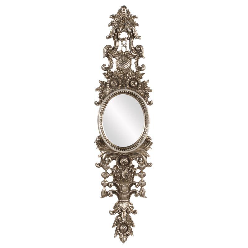 "Howard Elliott Brigham Mirror 41"" x 10"" Rectangular Mirror from the"
