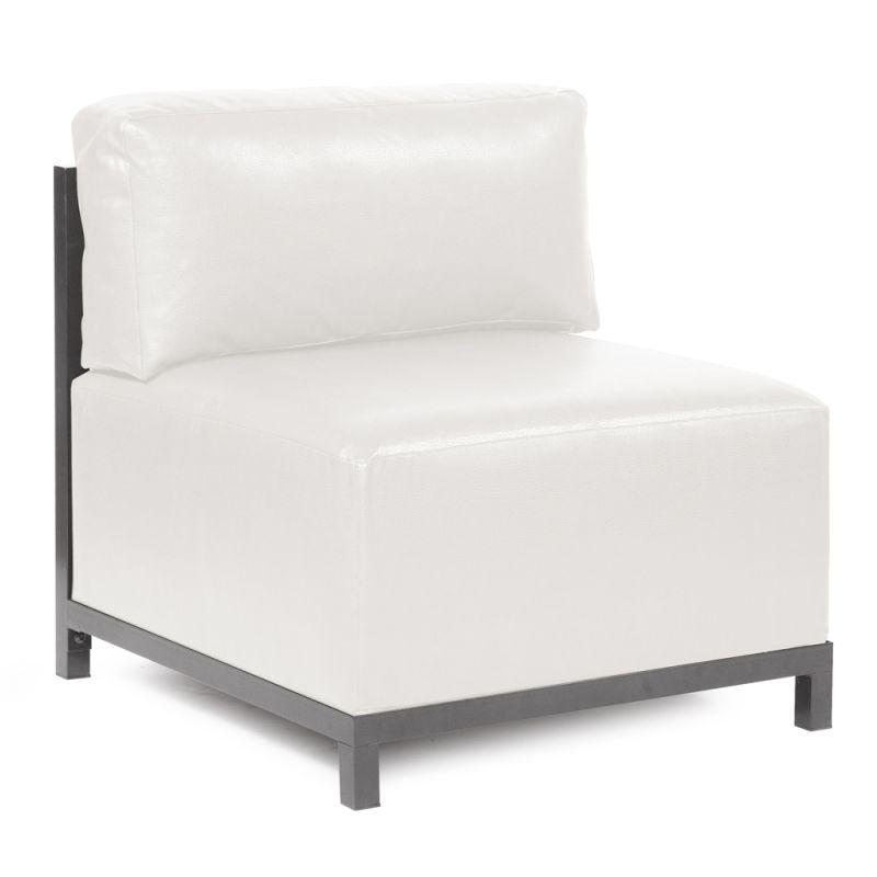 Howard Elliott 920-190 Axis Avanti 30 X 17 Chair Slipcover White