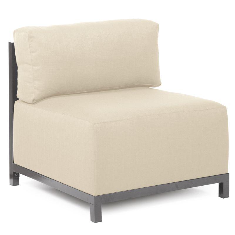 Howard Elliott 920-203 Sterling Axis 30 X 17 Chair Slipcover Sand