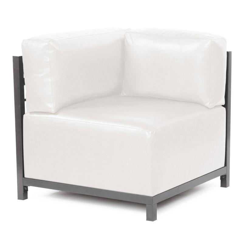 Howard Elliott 921-190 Axis Avanti 30 X 17 Chair Slipcover White