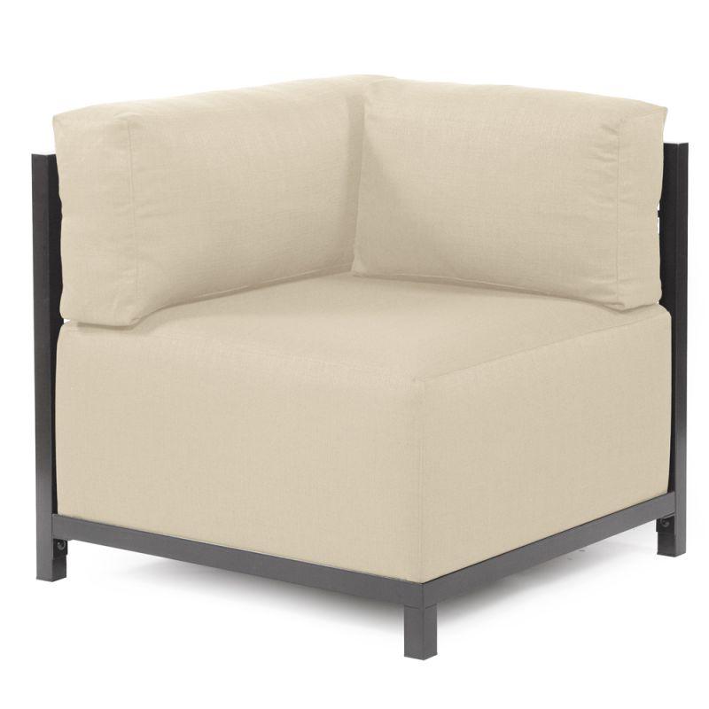 Howard Elliott 921-203 Sterling Axis 30 X 17 Chair Slipcover Sand
