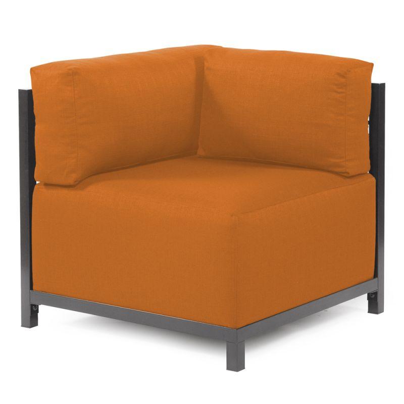 Howard Elliott 921-229 Sterling Axis 30 X 17 Chair Slipcover Orange