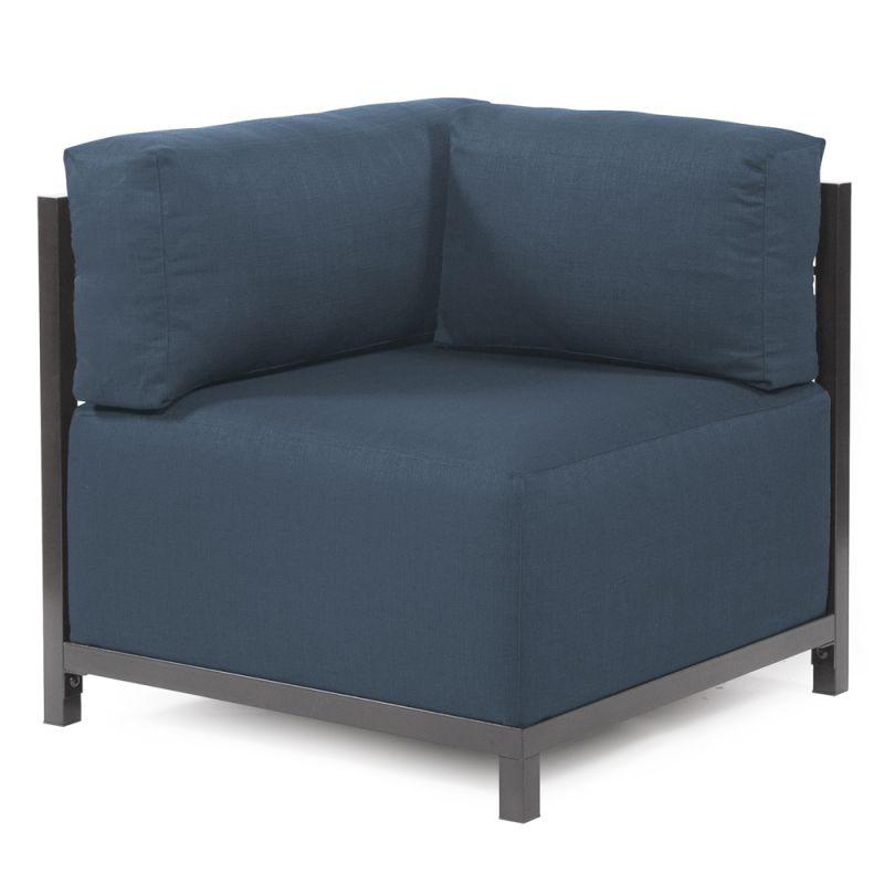Howard Elliott 921-230 Sterling Axis 30 X 17 Chair Slipcover Indigo
