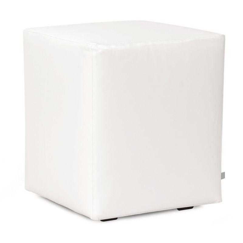 Howard Elliott C128-190 Avanti 18 X 18 Universal Cube Cover White