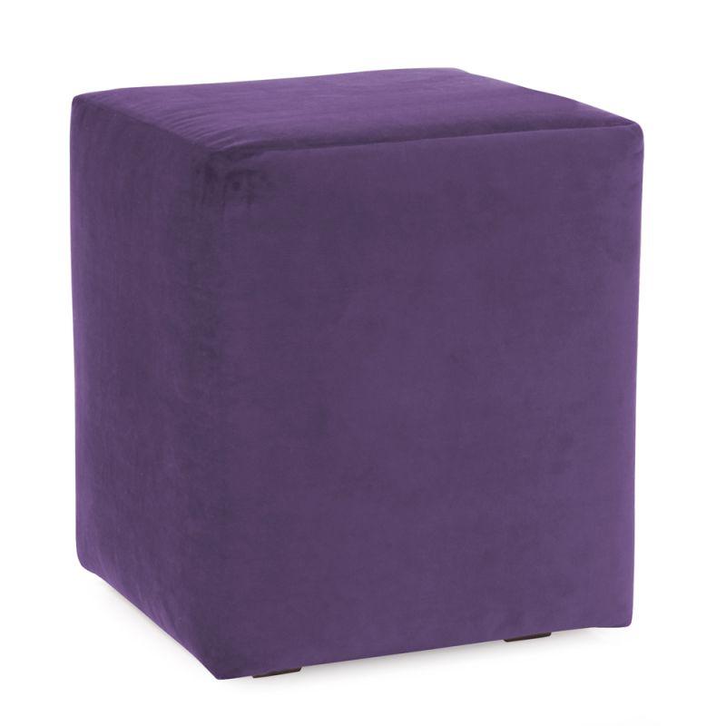 Howard Elliott C128-223 Bella 18 X 18 Universal Cube Cover Eggplant