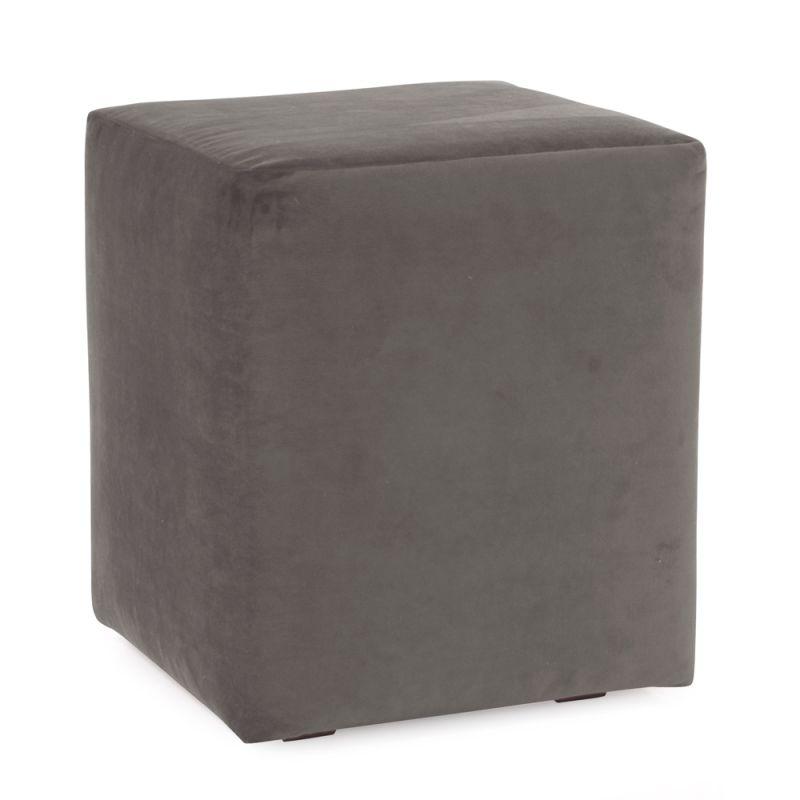 Howard Elliott C128-225 Bella 18 X 18 Universal Cube Cover Pewter