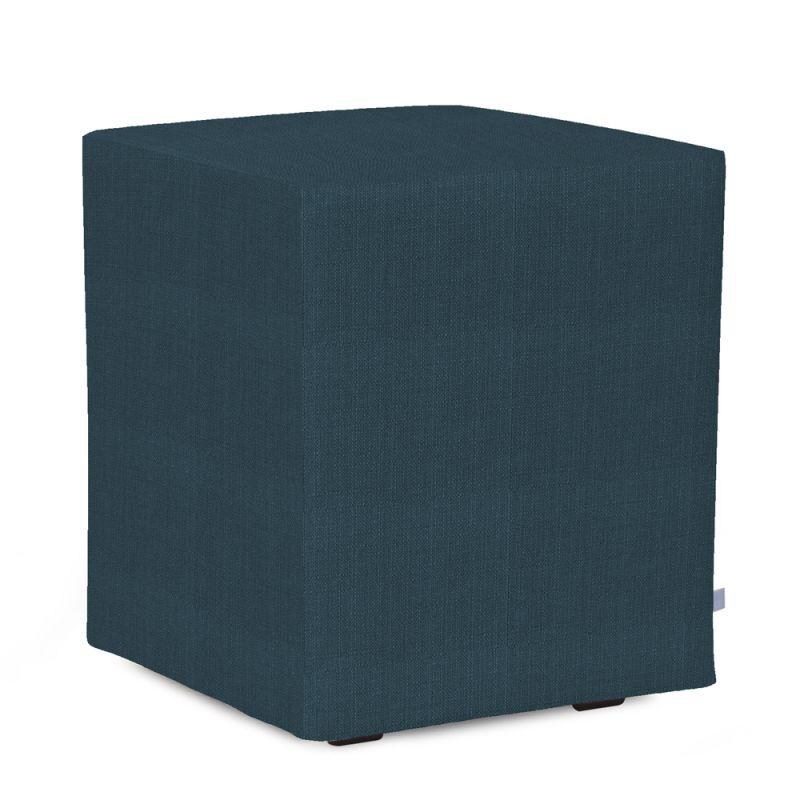 Howard Elliott C128-230 Sterling 18 X 18 Universal Cube Cover Indigo