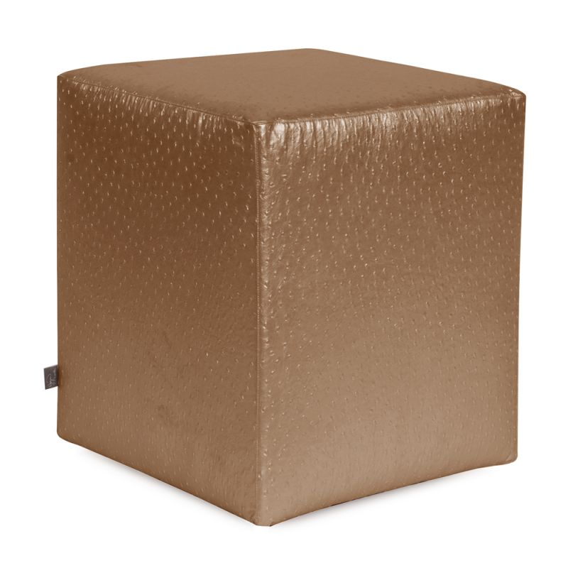 Howard Elliott C128-263 Ostrich 18 X 18 Universal Cube Cover Copper