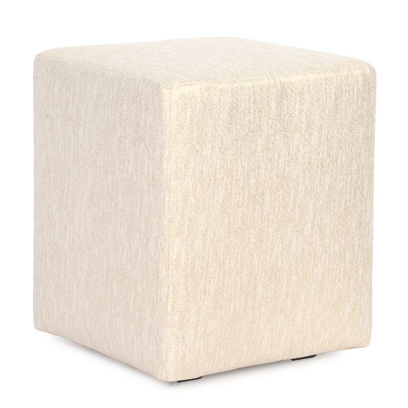 Howard Elliott C128-291 Glam 18 X 18 Universal Cube Cover Snow