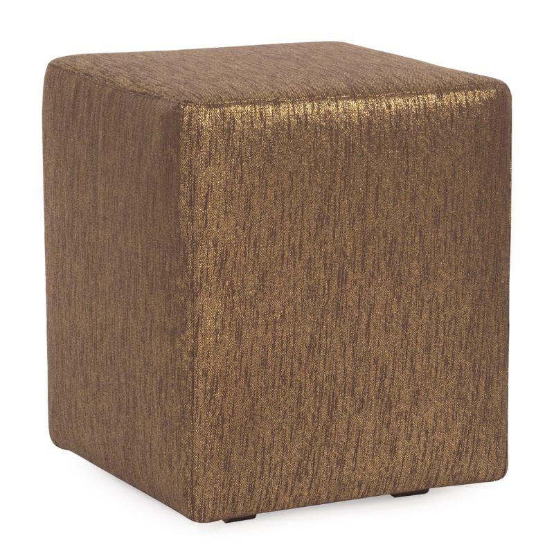 Howard Elliott C128-293 Glam 18 X 18 Universal Cube Cover Brown
