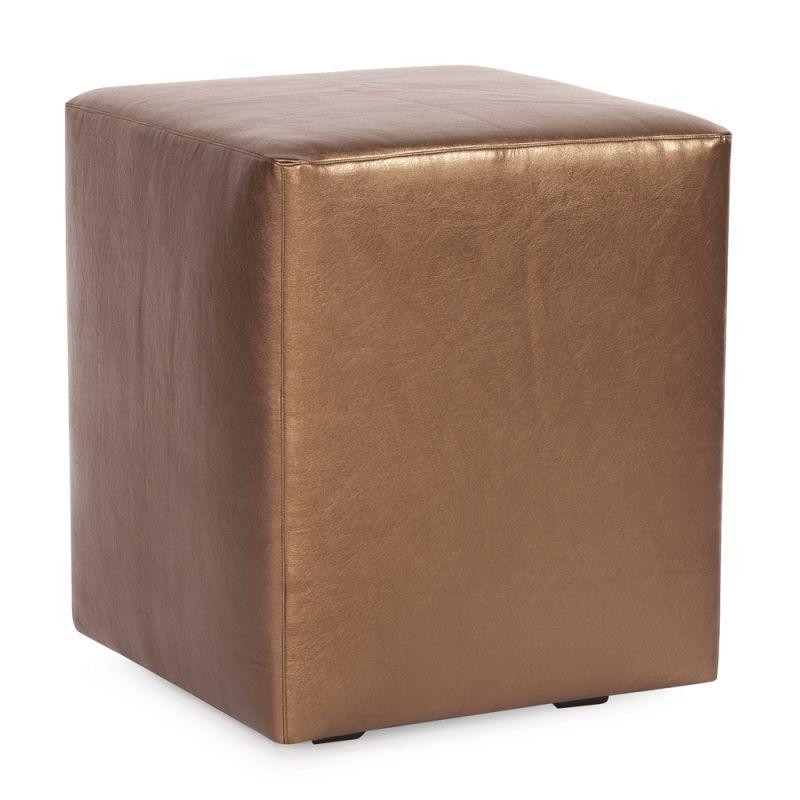 Howard Elliott C128-294 Shimmer 18 X 18 Universal Cube Cover Bronze