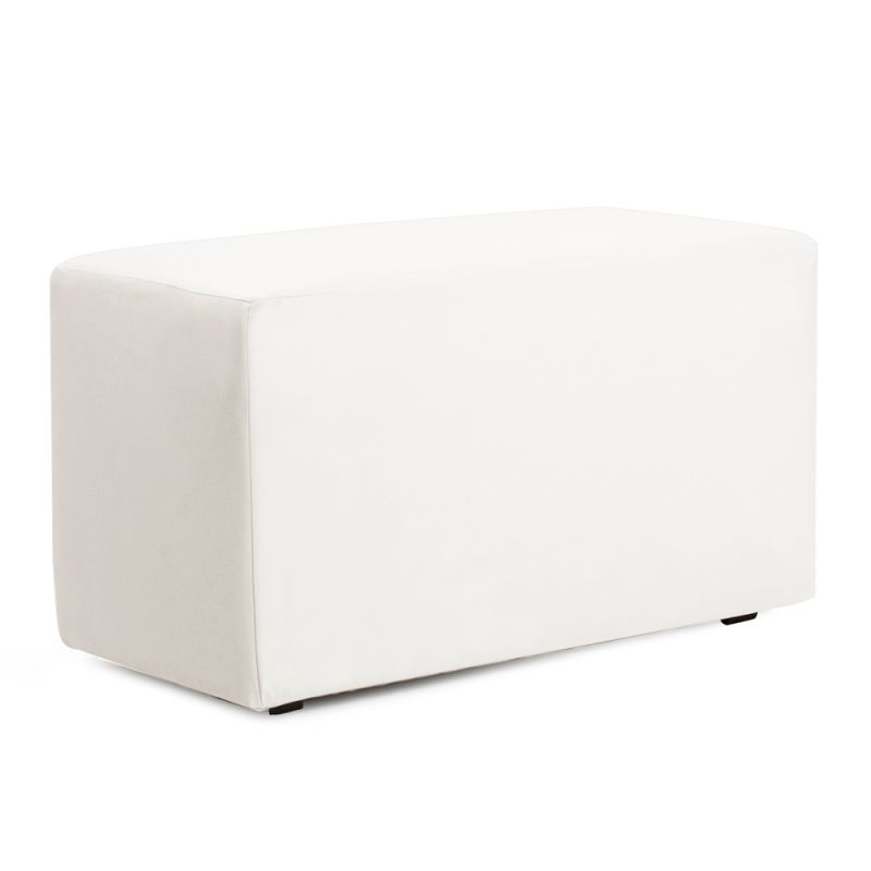 Howard Elliott C130-190 Avanti 36 X 18 Universal Bench Cover White