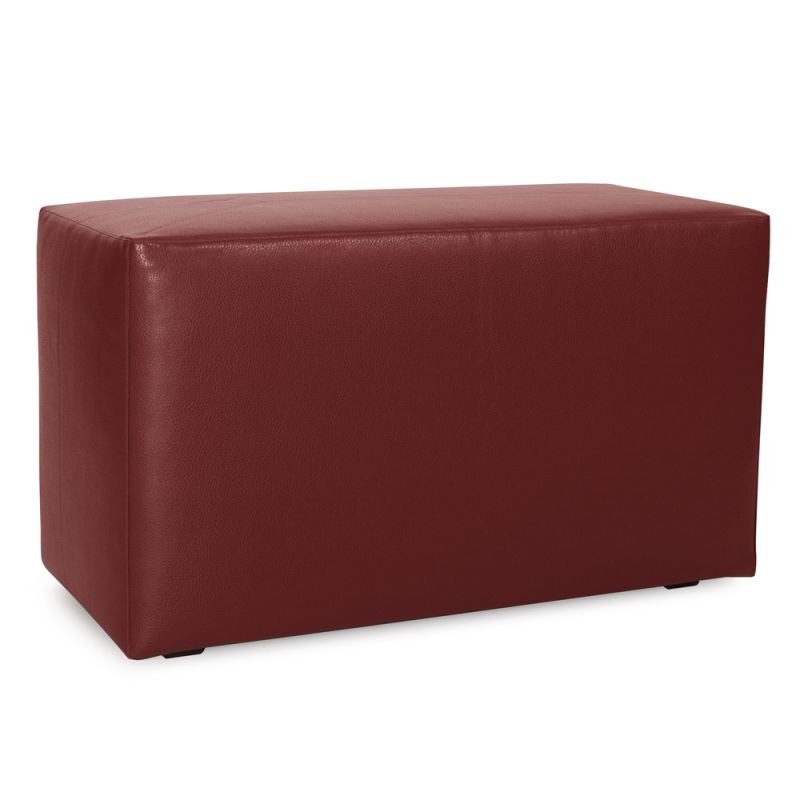 Howard Elliott C130-193 Avanti 36 X 18 Universal Bench Cover Red