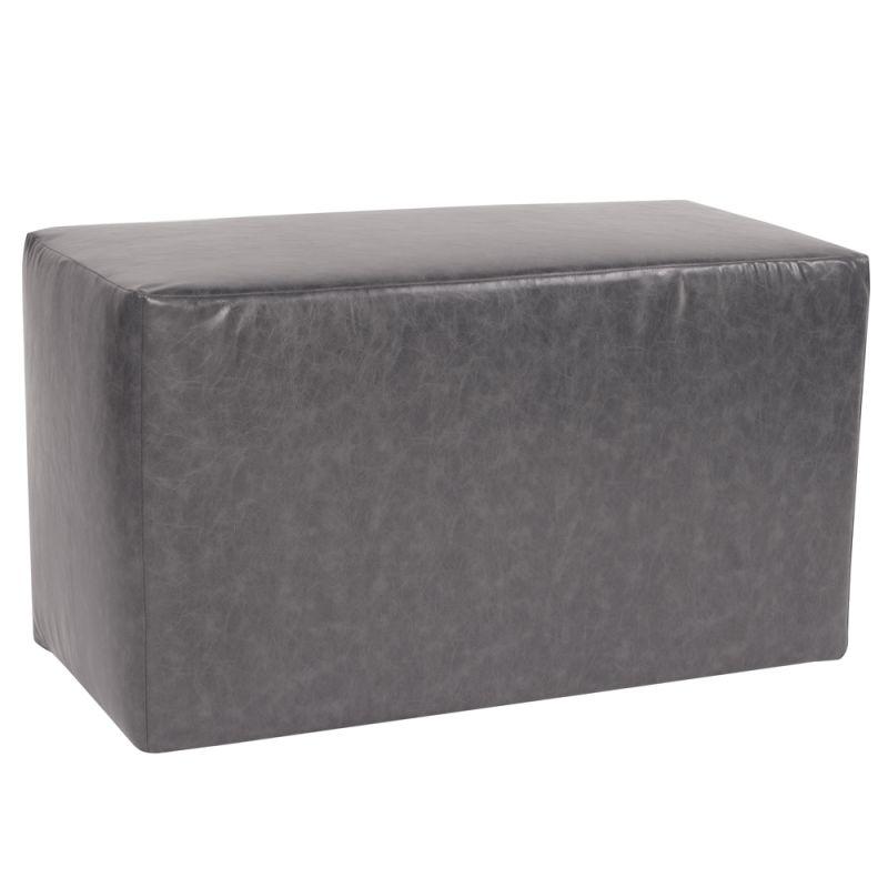 Howard Elliott C130-261 Bucktown 36 X 18 Universal Bench Cover Slate