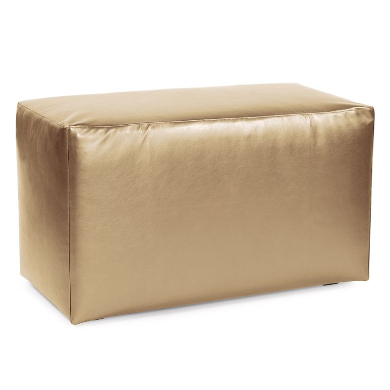 Howard Elliott C130-880 Shimmer 36 X 18 Universal Bench Cover Gold
