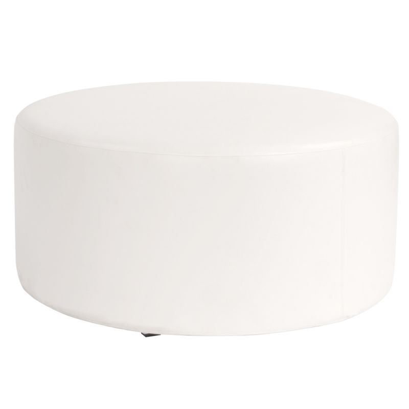 Howard Elliott C132-190 Avanti 18 X 36 Universal Round Cover White