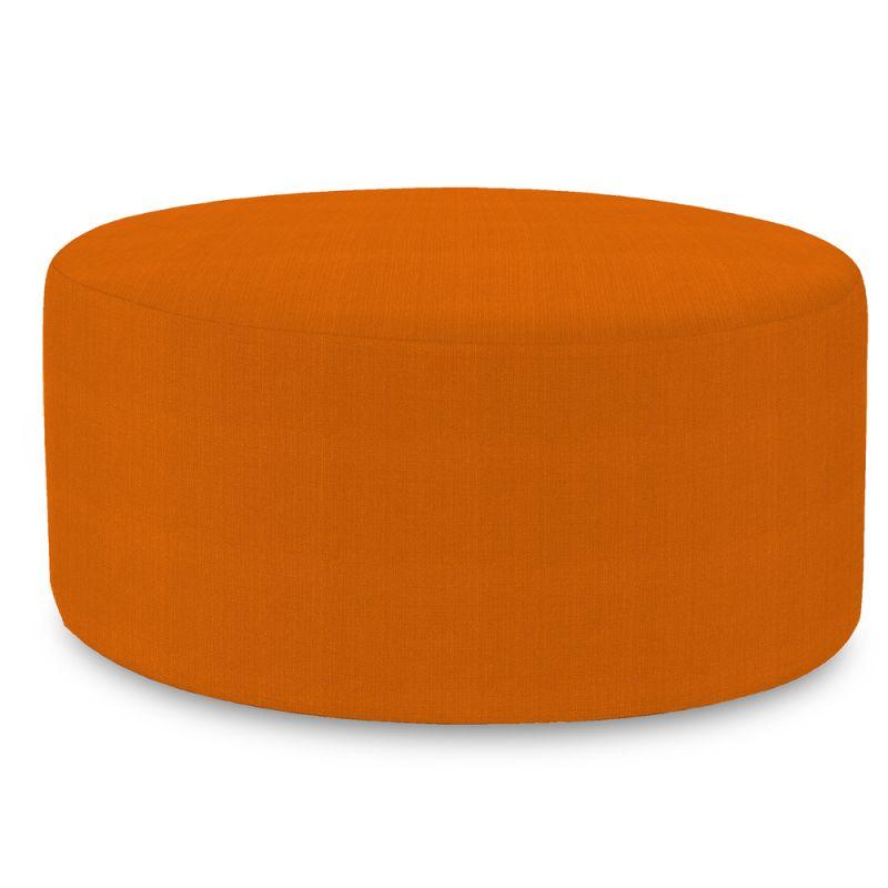Howard Elliott C132-229 Sterling 18 X 36 Universal Round Cover Orange