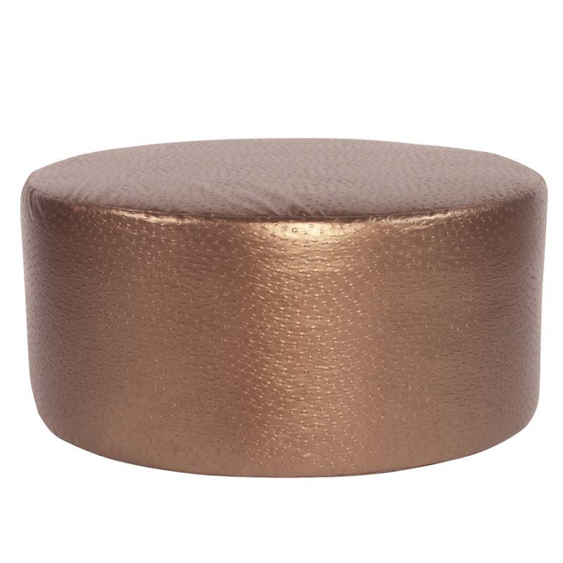 Howard Elliott C132-263 Ostrich 18 X 36 Universal Round Cover Copper