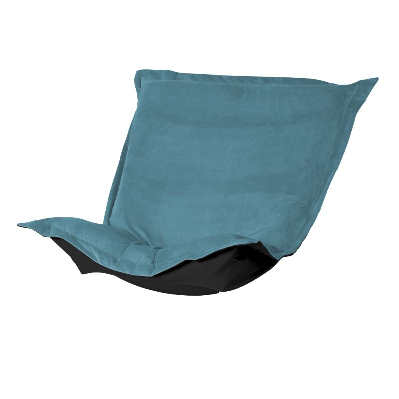Howard Elliott C300-250 Mojo 40 X 49 Puff Chair Slipcover Turquoise
