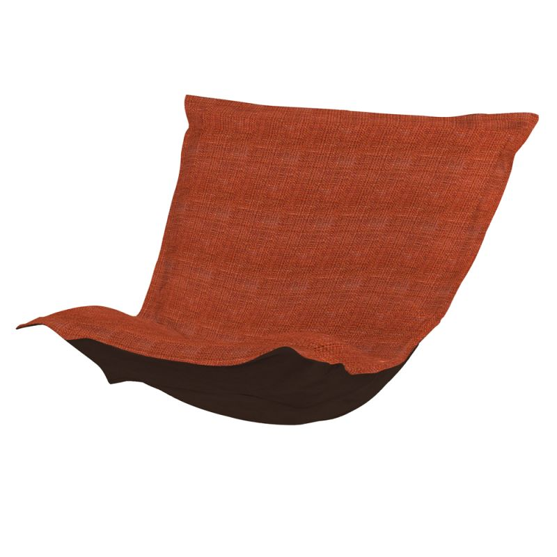 Howard Elliott C300-885 Coco 40 X 49 Puff Chair Slipcover Coral