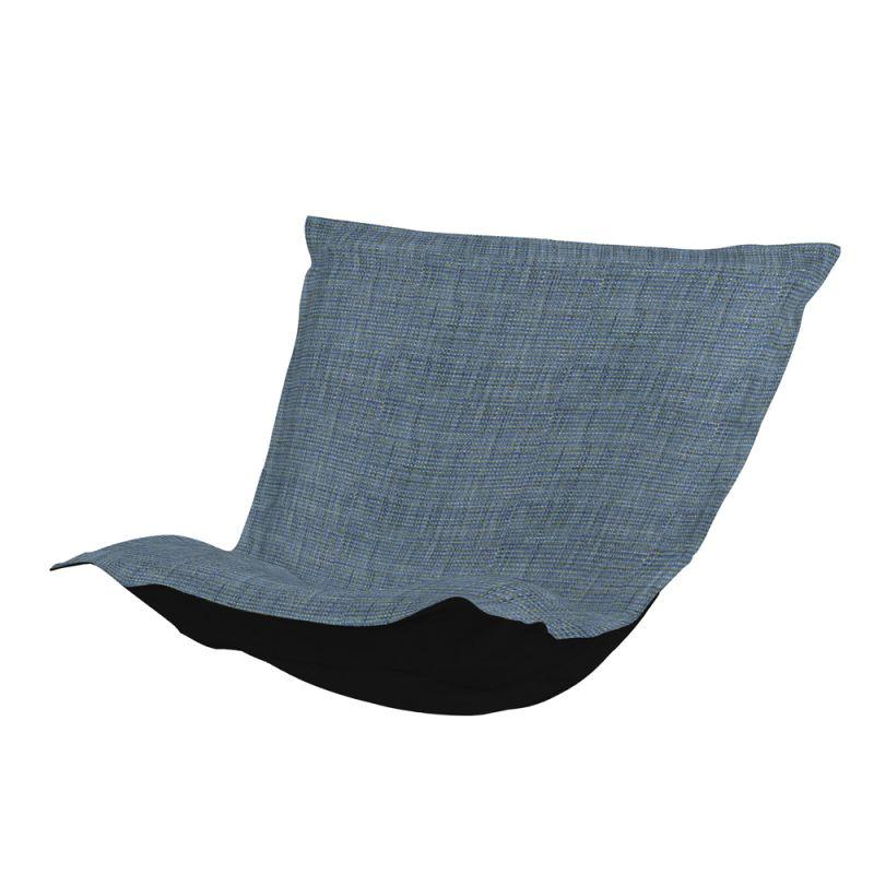 Howard Elliott C300-889 Coco 40 X 49 Puff Chair Slipcover Sapphire