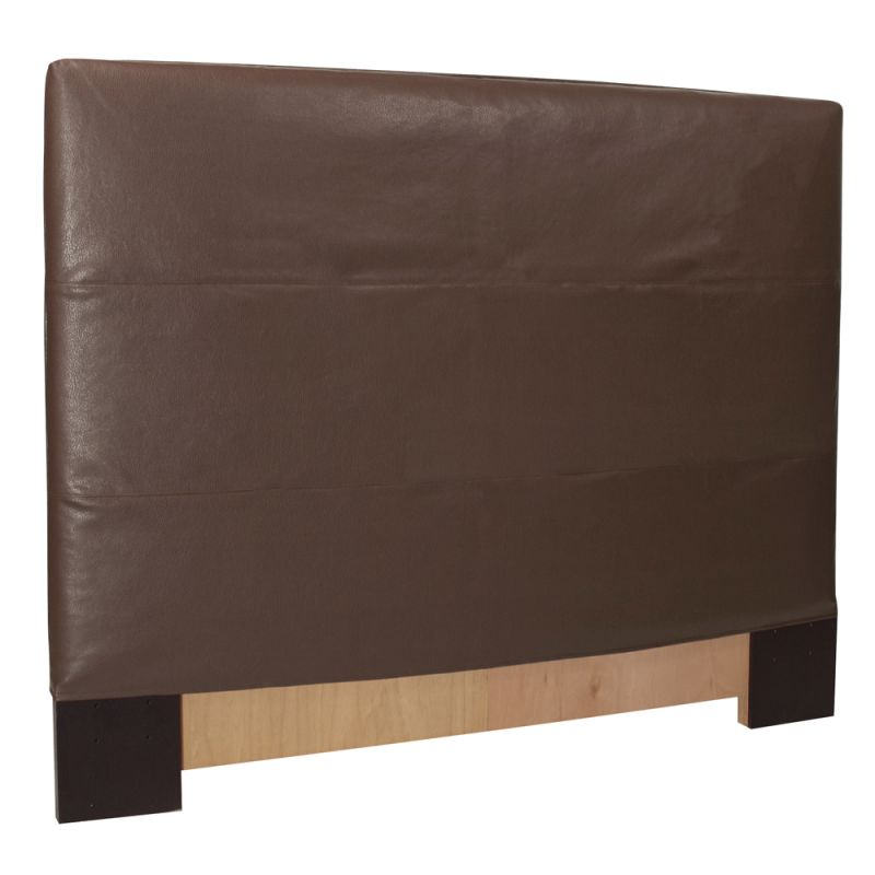 Howard Elliott Avanti Pecan Slipcovered Headboard Pecan 100%