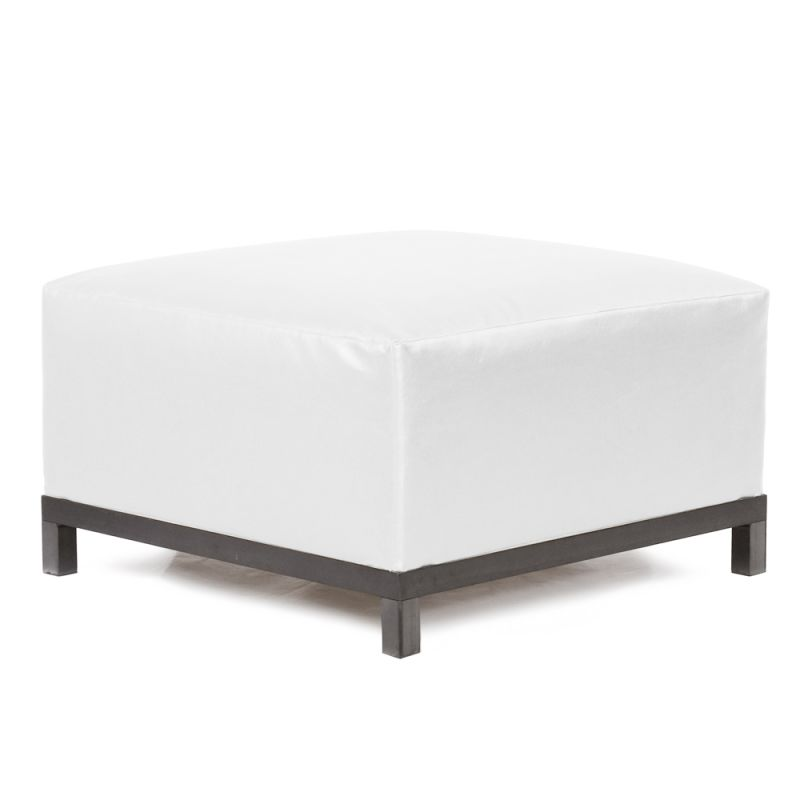 "Howard Elliott Atlantis Axis Ottoman with Titanium Frame 30.5"" Square Sale $440.00 ITEM#: 2854661 MODEL# :KQ902T-944 UPC#: 848635053660 :"