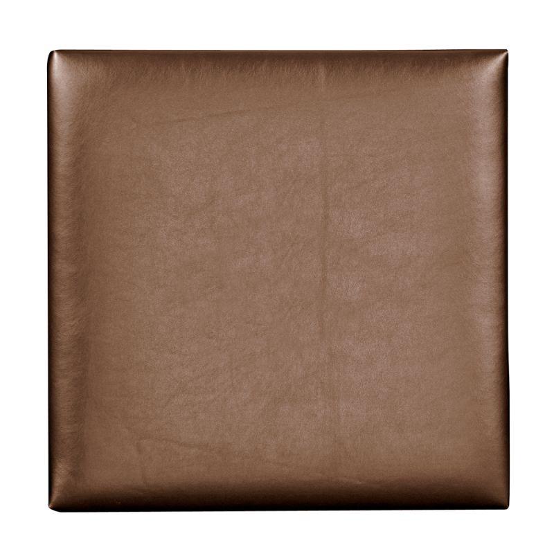 """Howard Elliott Shimmer Wall Pixel I 16"""" x 16"""" Polyurethane Upholstered"""