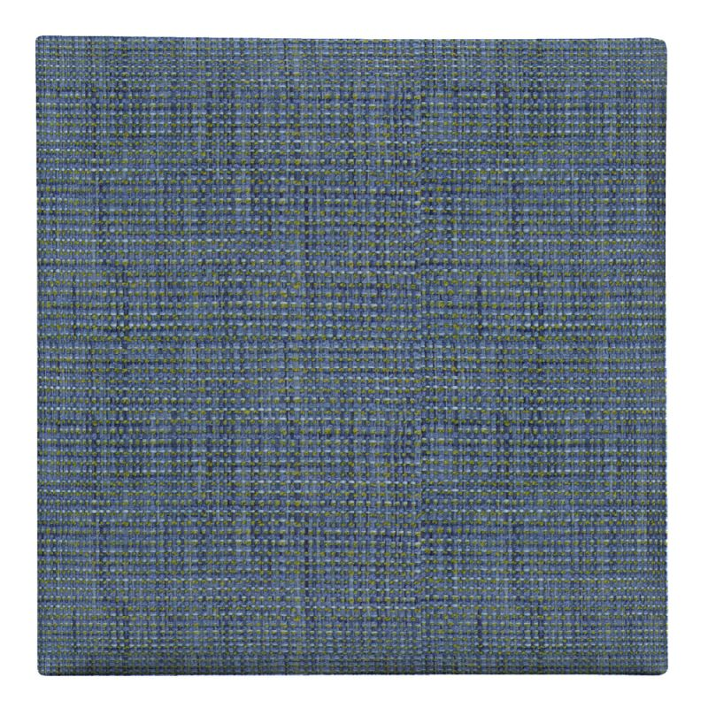 "Howard Elliott Coco Wall Pixel I 16"" x 16"" Polyester and Acrylic"