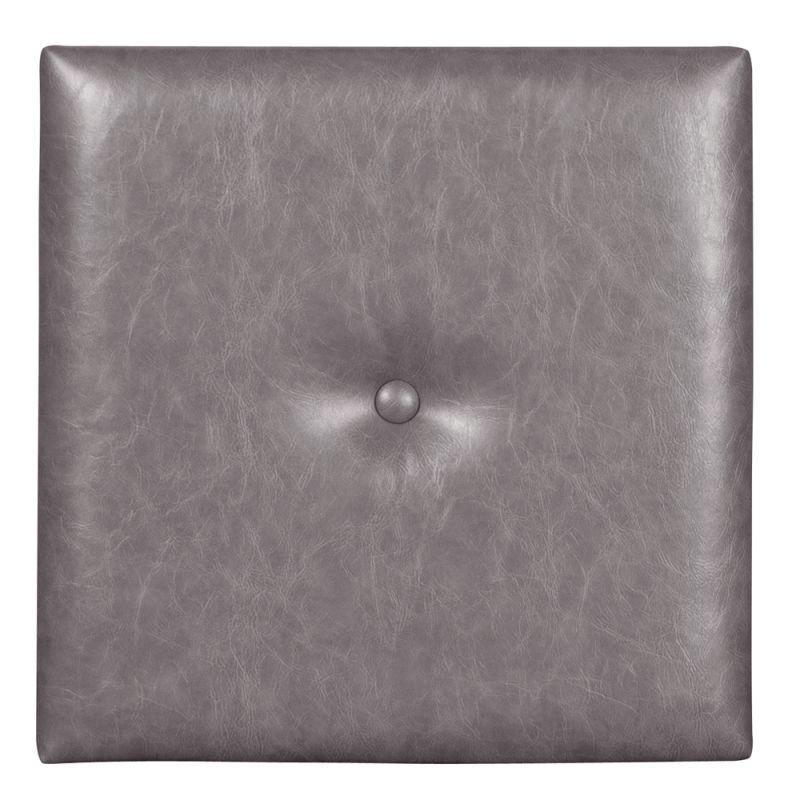 "Howard Elliott Bucktown Wall Pixel I with Button 16"" x 16"""