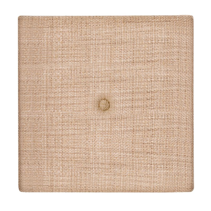"""Howard Elliott Coco Wall Pixel I with Button 16"""" x 16"""" Polyester and"""
