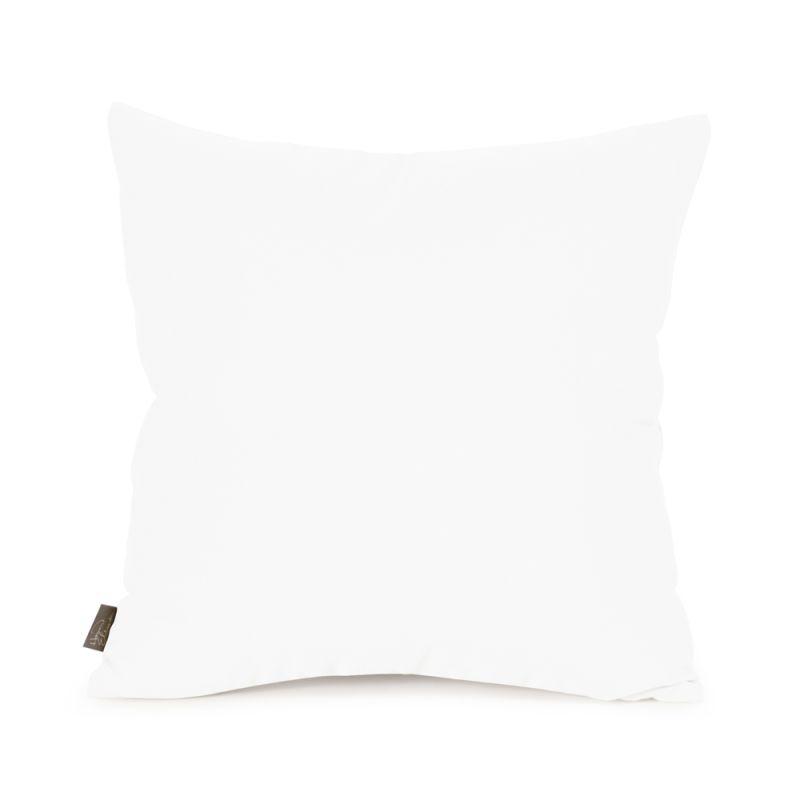 """Howard Elliott Seascape Q1 16"""" x 16"""" Square Outdoor Pillow Seascape"""