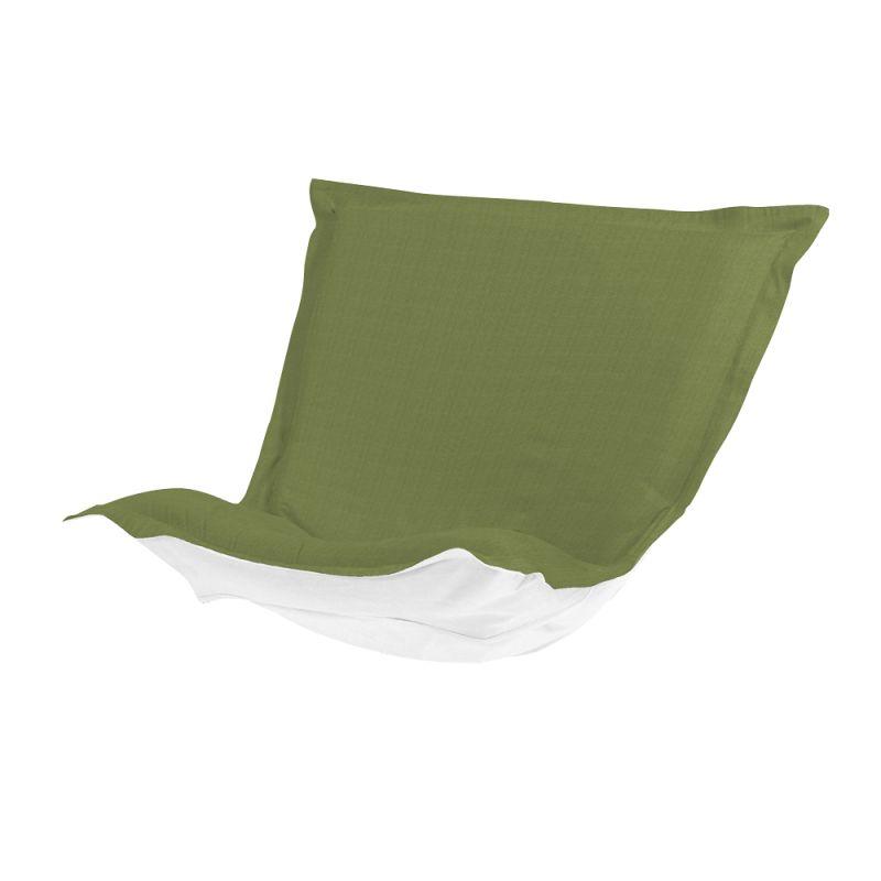 Howard Elliott Q300-299P Seascape 40 X 49 Puff Chair Slipcover Moss