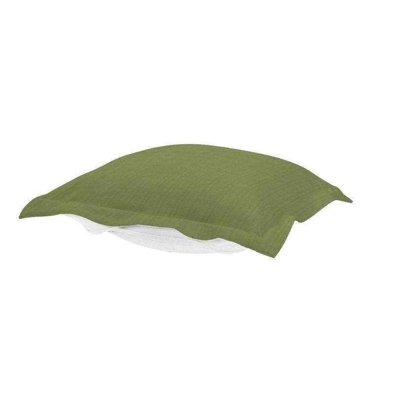 Howard Elliott Q310-299P Seascape 24 X 24 Puff Ottoman Cushion Moss