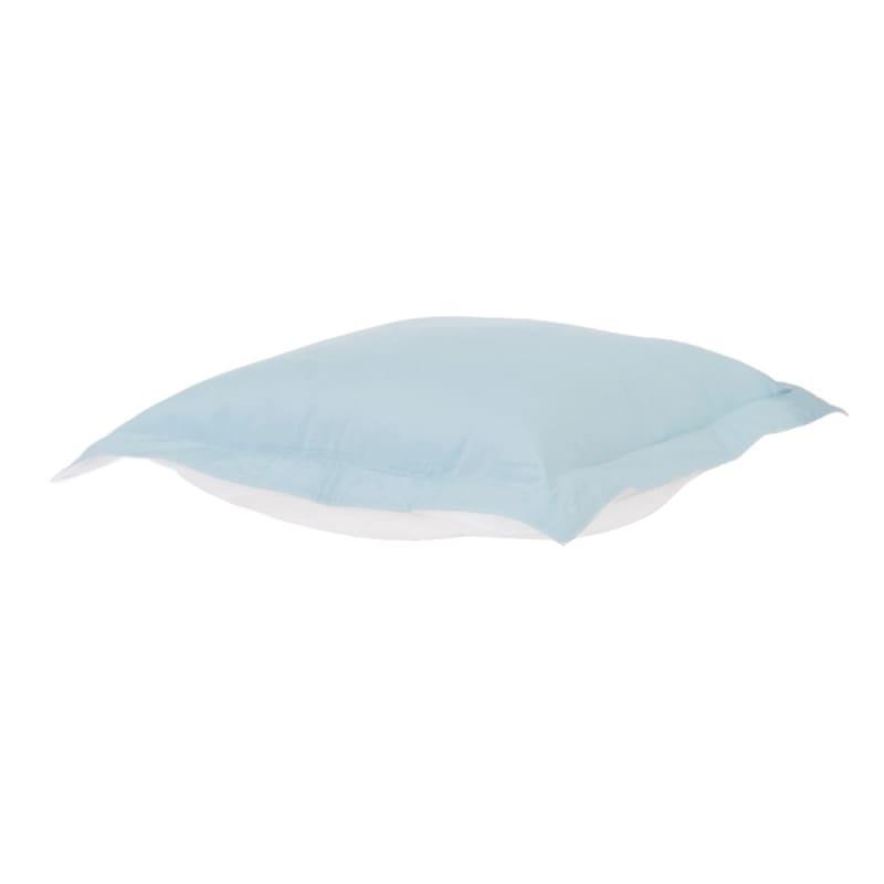 Howard Elliott Q310-461P Seascape 24 X 24 Puff Ottoman Cushion Breeze