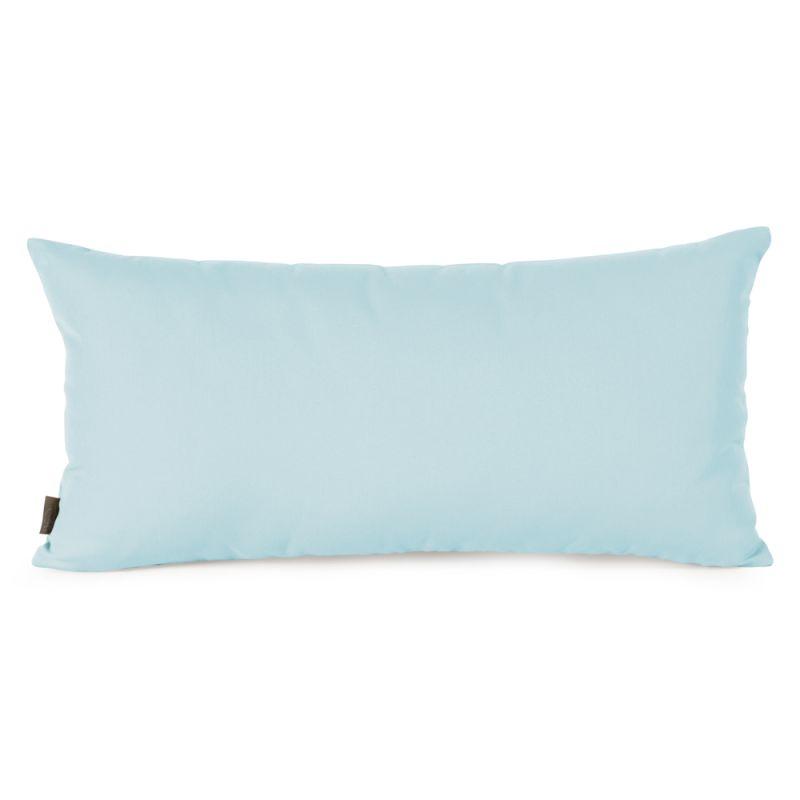 "Howard Elliott Seascape Q4 11"" x 22"" Kidney Outdoor Pillow Seascape"