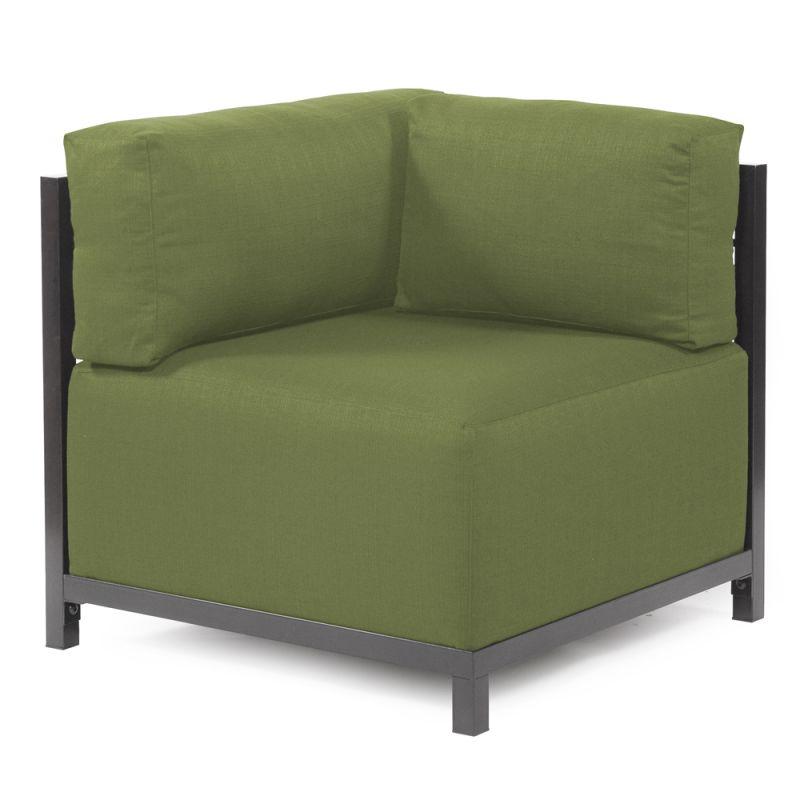 Howard Elliott Q921-299 Axis Seascape 30 X 17 Chair Slipcover Moss