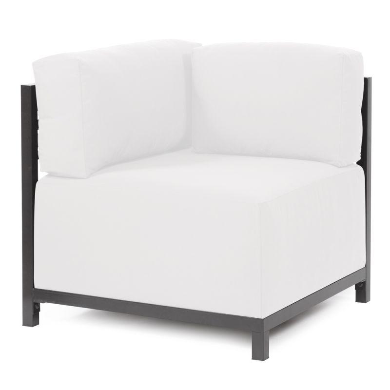 Howard Elliott Q921-467 Axis Seascape 30 X 17 Chair Slipcover Natural