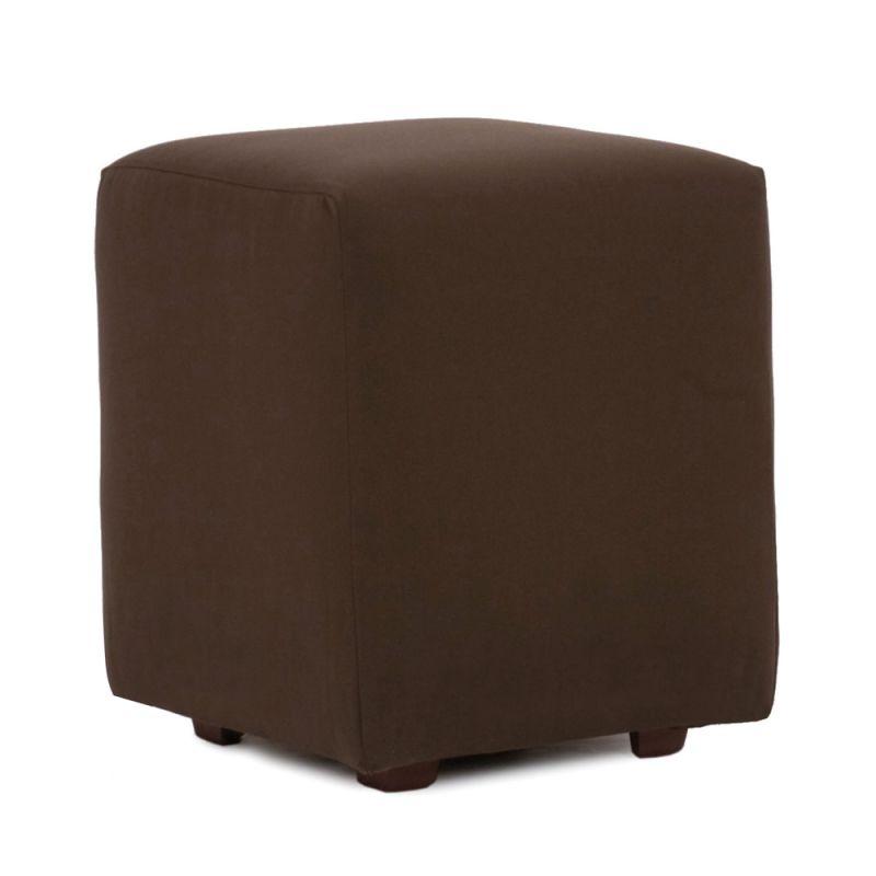 Howard Elliott QC128-462 Seascape 18 X 18 Universal Cube Cover Brown