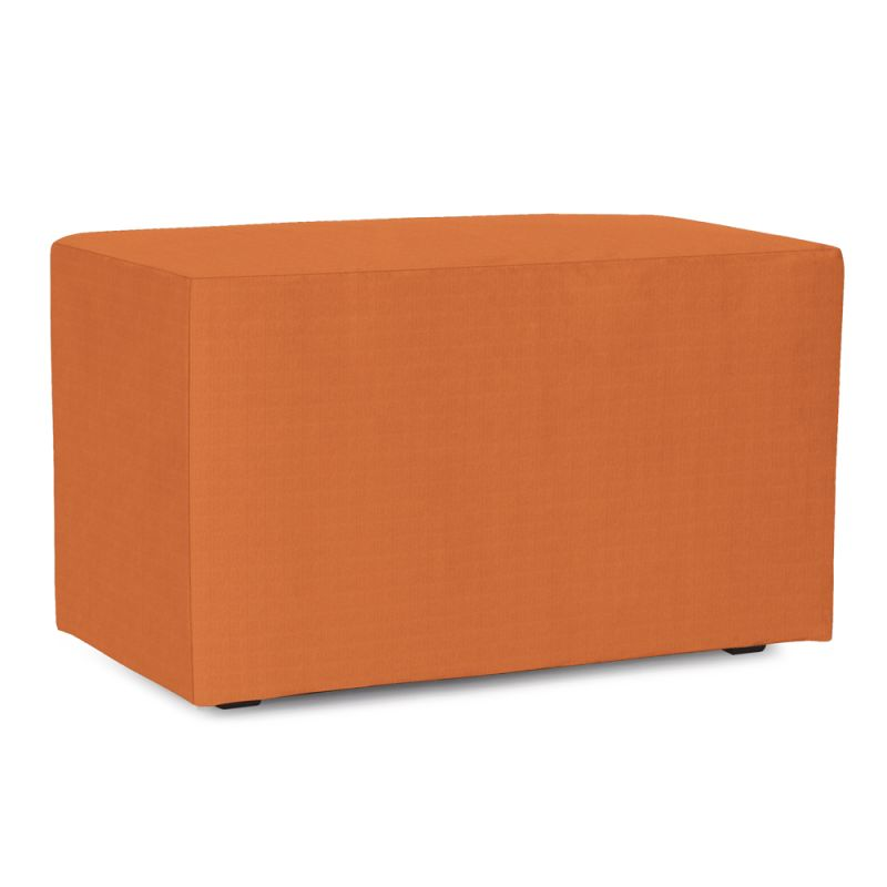 Howard Elliott QC130-297 Seascape 36 X 18 Universal Bench Cover Orange