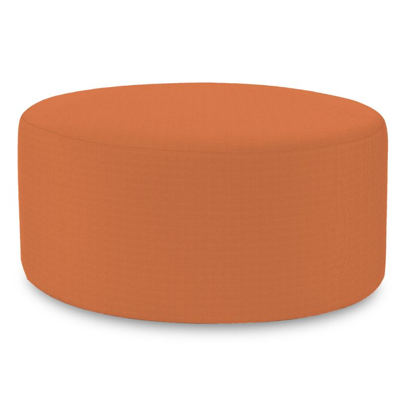 Howard Elliott QC132-297 Seascape 18 X 36 Universal Round Cover Orange