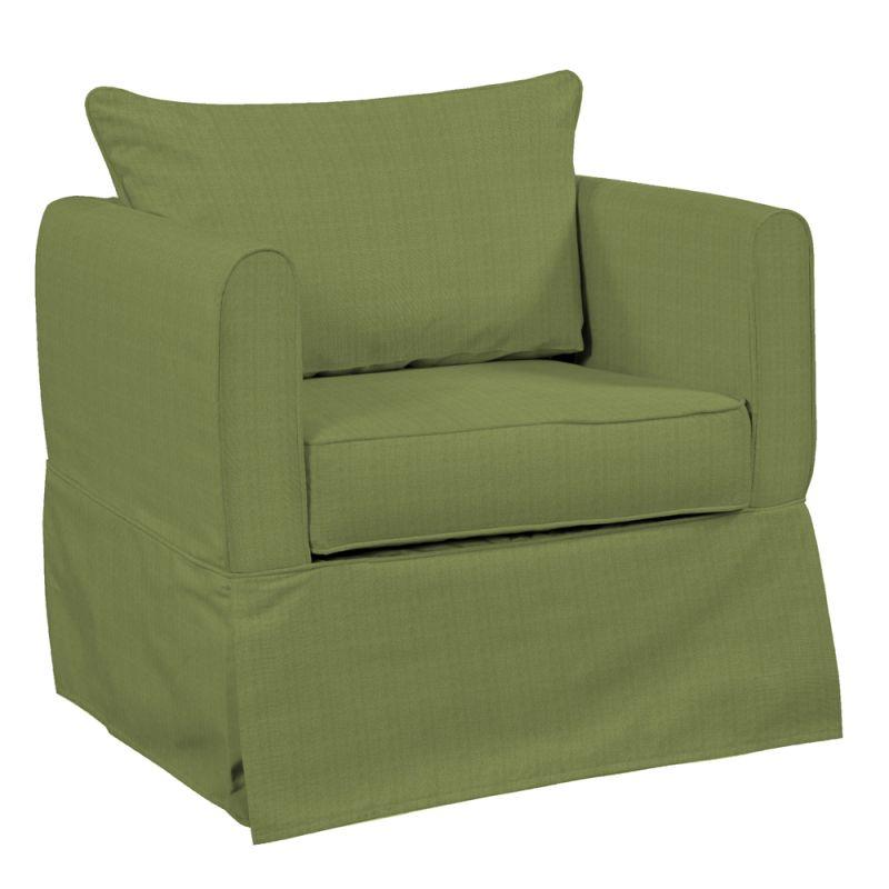 Howard Elliott QC138-299 Seascape Alexandria 31 X 28 Chair Slipcover