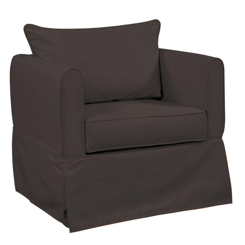 Howard Elliott QC138-460 Seascape Alexandria 31 X 28 Chair Slipcover