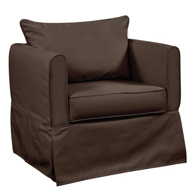 Howard Elliott QC138-462 Seascape Alexandria 31 X 28 Chair Slipcover