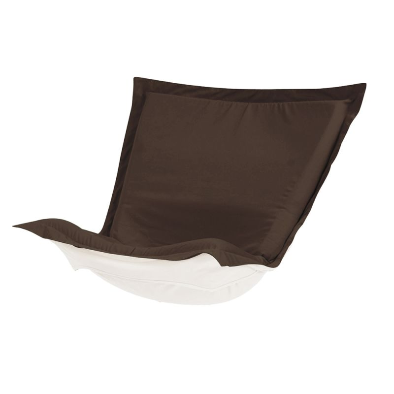 Howard Elliott QC300-462 Seascape 40 X 49 Puff Chair Slipcover Brown