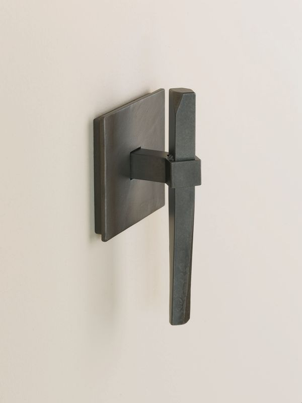 "Hubbardton Forge 843001 5.6"" Single Robe Hook from the Beacon Hall"