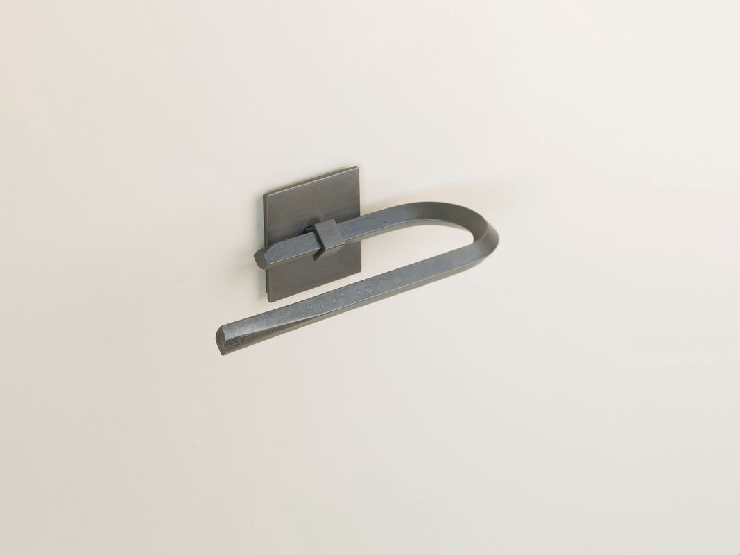 "Hubbardton Forge 843005 9.4"" Toilet Paper Holder from the Beacon Hall"