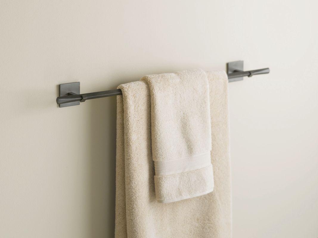 "Hubbardton Forge 843012 30.3"" Towel Bar from the Beacon Hall"