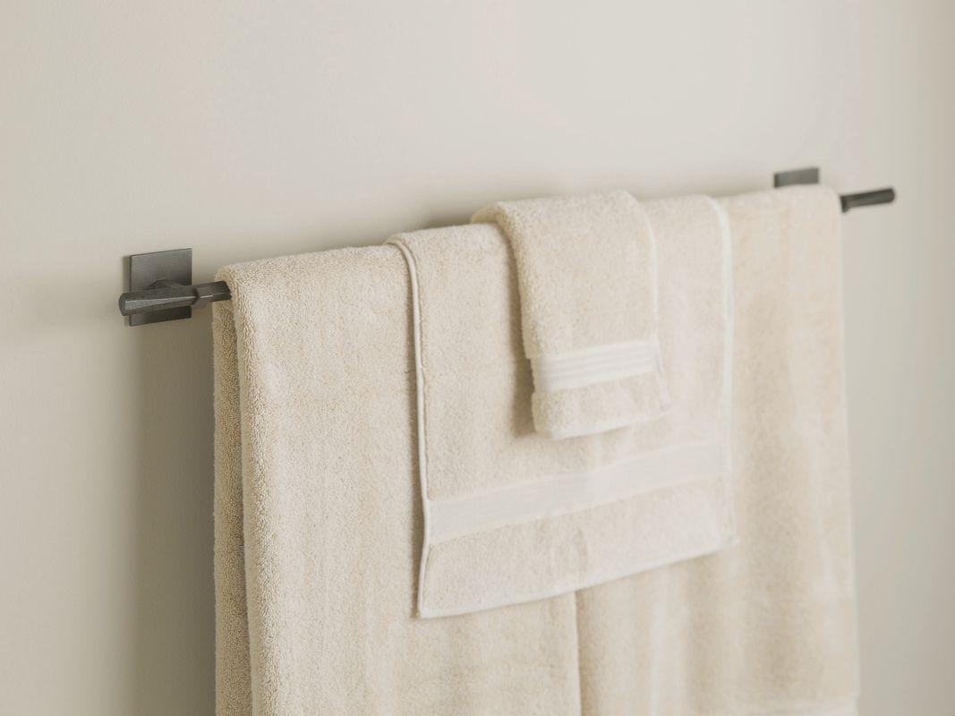 "Hubbardton Forge 843015 38.3"" Towel Bar from the Beacon Hall"